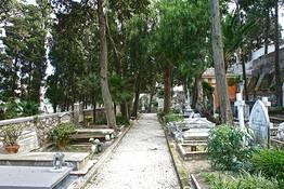 Non - Catholic Cemetery