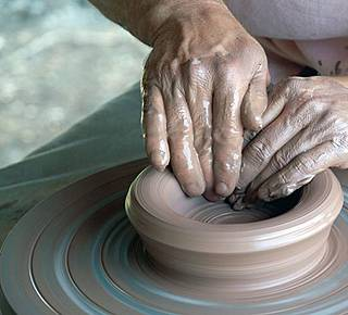 Lezioni di ceramica Hotel