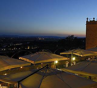 Il Falconiere Restaurant Hotel