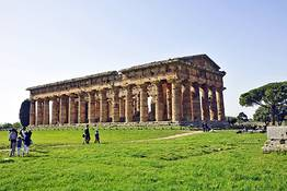 Excursões para Paestum