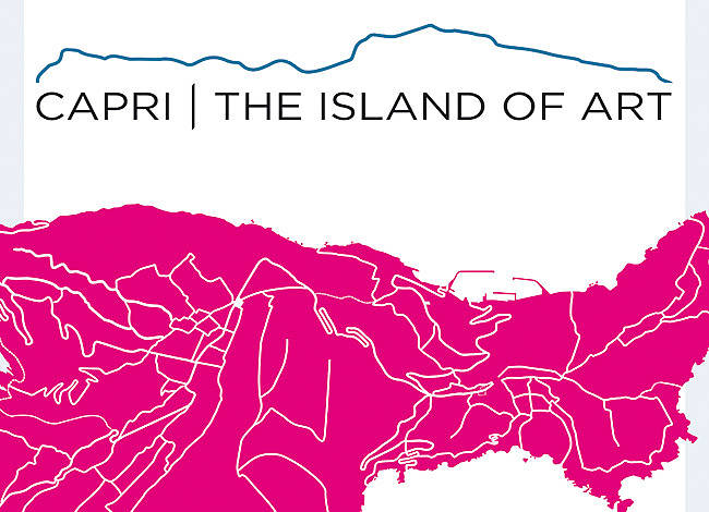 Capri The Island of Art - 1st edition (2015)