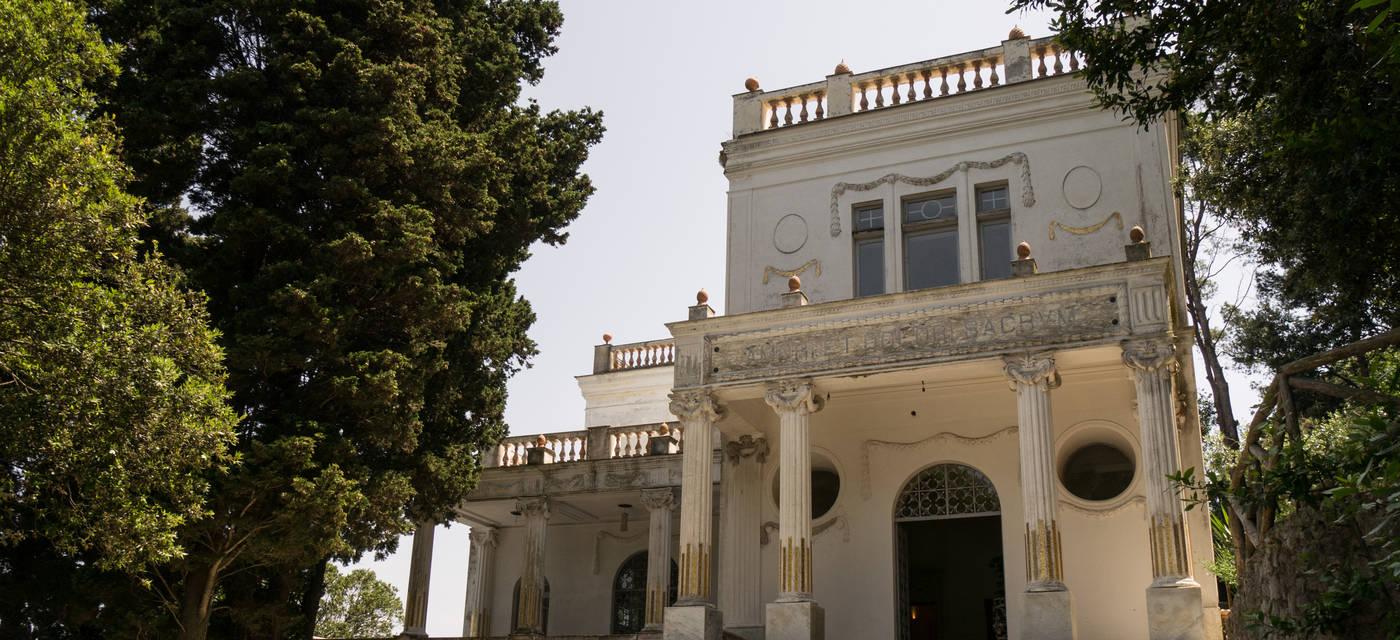 Capri Italy Villa Lysis Info Photos
