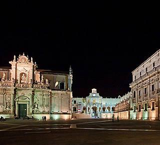 Lecce, capitale del Barocco Hotel