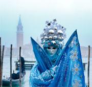 Venice art attack