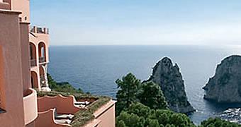 Punta Tragara Capri Hotel