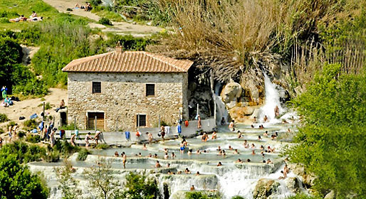 Le terme libere in toscana experience by - Bagno san filippo terme libere ...