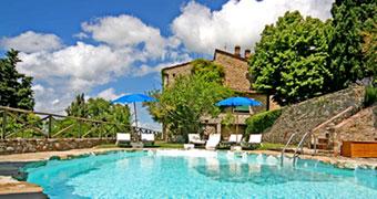 Antica Tenuta di Ricavo Castellina in Chianti Hotel