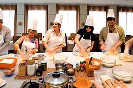 Cooking experience in Sorrento