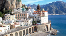 Excursions Atrani - Amalfi Vacation