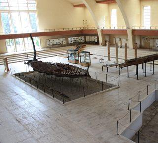 Nemi - Roman Ship Museum - The Via Appia Hotel