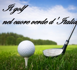 Golf in the green heart of Italy Hotel