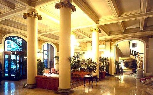 Grand Hotel Et Des Palmes 4 Star Hotels Palermo