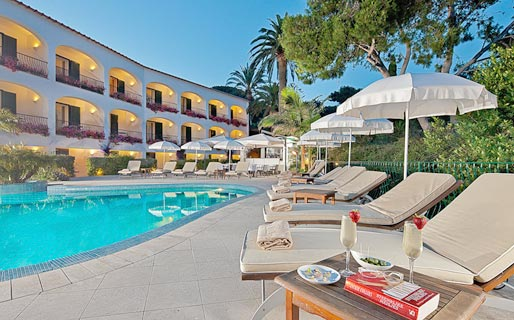 Hotel della Piccola Marina Hotel 4 estrelas Capri