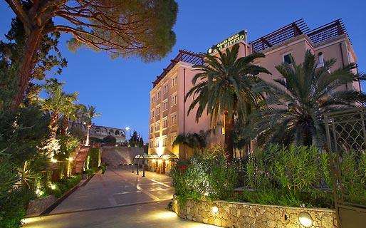 Grand Hotel San Pietro Relais & Chateaux Hotel 5 Stelle Lusso Taormina