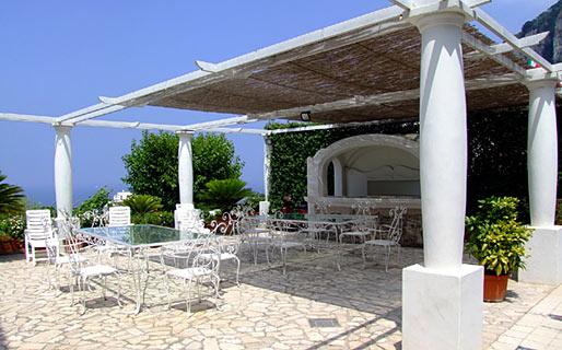Il Portico Hotel 1 estrela Capri