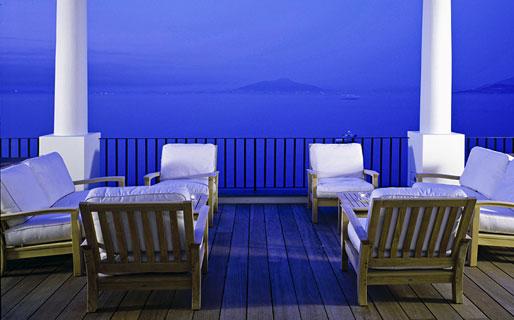 J.K. Place Capri 5 Star Hotels Capri