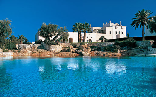 Masseria San Domenico 5 Star Luxury Hotels Savelletri di Fasano