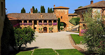 Locanda dell'Amorosa Sinalunga Val D'Orcia hotels