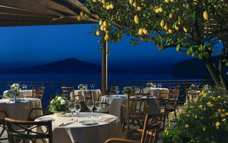 The Grand Hotel Sorrento