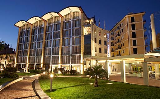 Hotel Rossini al Teatro 4 Star Hotels Imperia