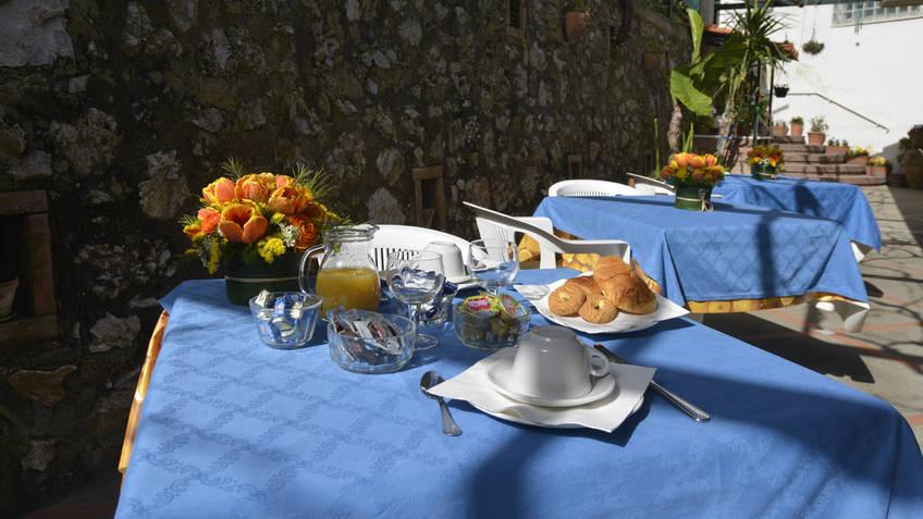 La Musa Bed & Breakfast Capri