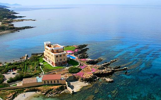 Villa Las Tronas Hotel Spa Alghero Sardinia Italy