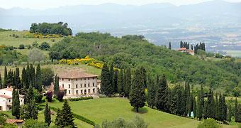 Villa Campestri Olive Oil Resort Vicchio di Mugello Florence hotels