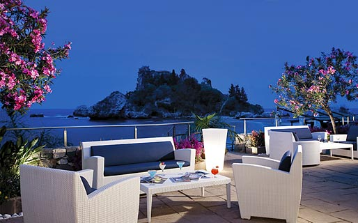 La Plage Resort 5 Star Hotels Taormina - Isola Bella