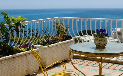 Villa delle Palme 3 Star Hotels Positano
