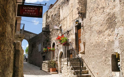 Sextantio Albergo Diffuso Residenze d'Epoca Santo Stefano di Sessanio