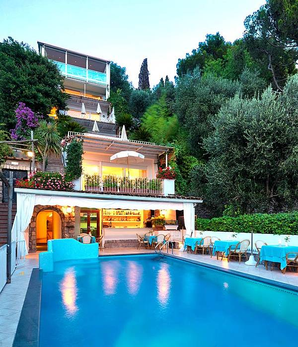 Villa Brunella Hotels On Capri Book Online