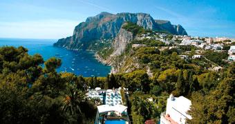 Villa Brunella Capri Hotel