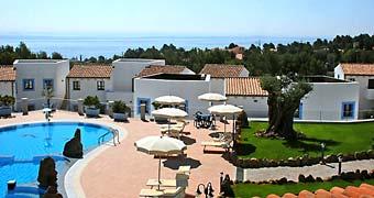 Hotel Nuraghe Arvu Resort