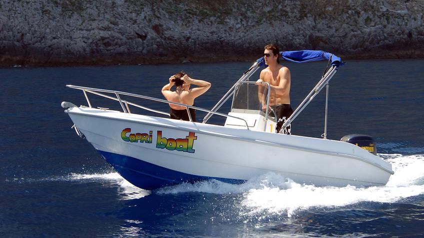 Capri Boat - Banana Sport Excursions by sea Capri