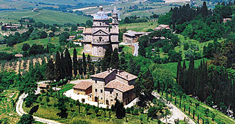 Montorio Montepulciano Val D'Orcia hotels