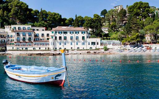 Belmond Villa Sant'Andrea Hotel 5 Stelle Lusso Taormina Mazzarò