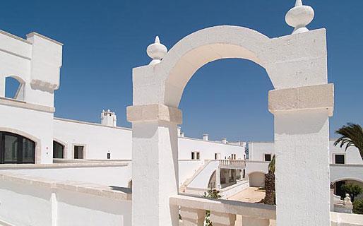 Borgobianco Resort & Spa Hotel 5 stelle Polignano a Mare