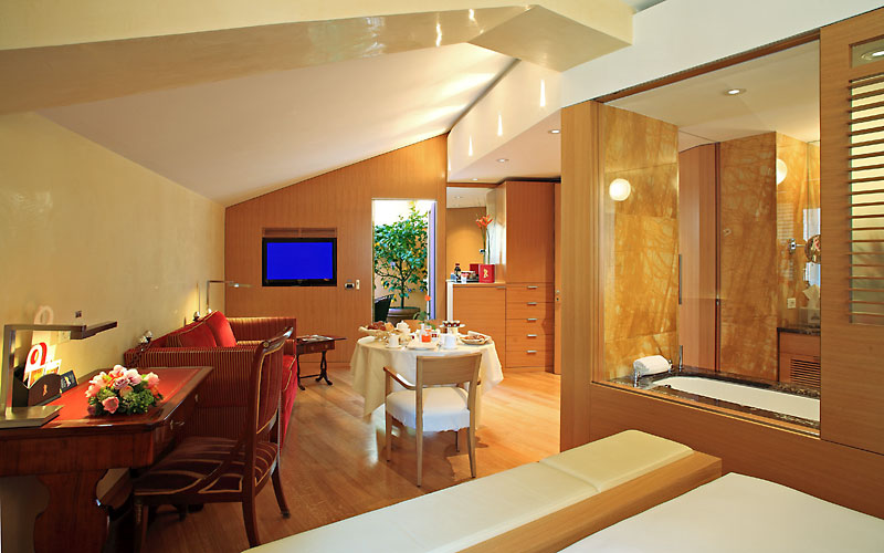 Hotel Relais Chateaux Roma