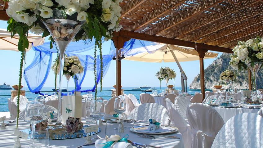 Capri Flor Matrimoni ed Eventi Capri