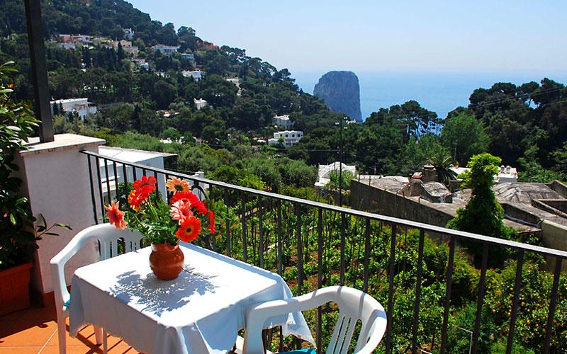 Villa Margherita Bed & Breakfast Capri