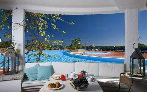 Flamingo Resort 4 Star Hotels Santa Margherita di Pula