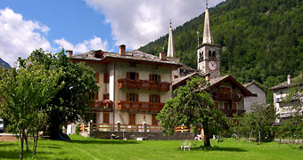 Tre Alberi Liberi Riva Valdobbia Novara hotels