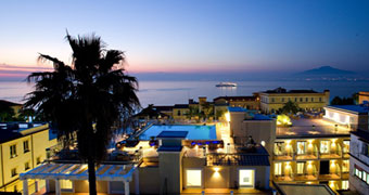 Grand Hotel La Favorita Sorrento Procida hotels