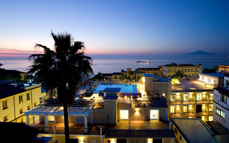 Grand Hotel La Favorita 5 Star Hotels Sorrento