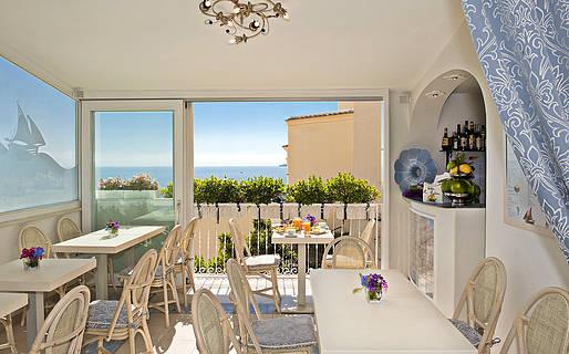 Villa La Tartana Positano Hotel