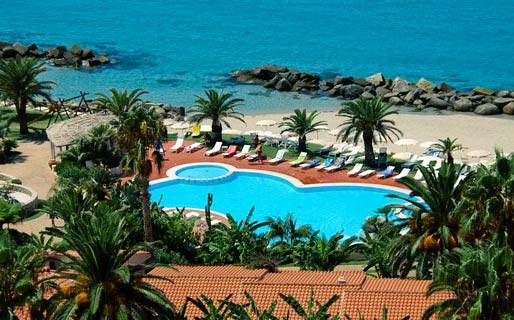 Hotel Cala di Volpe 4 Star Hotels Capo Vaticano