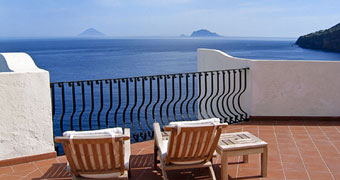 Hotel Punta Scario Salina - Isole Eolie Hotel