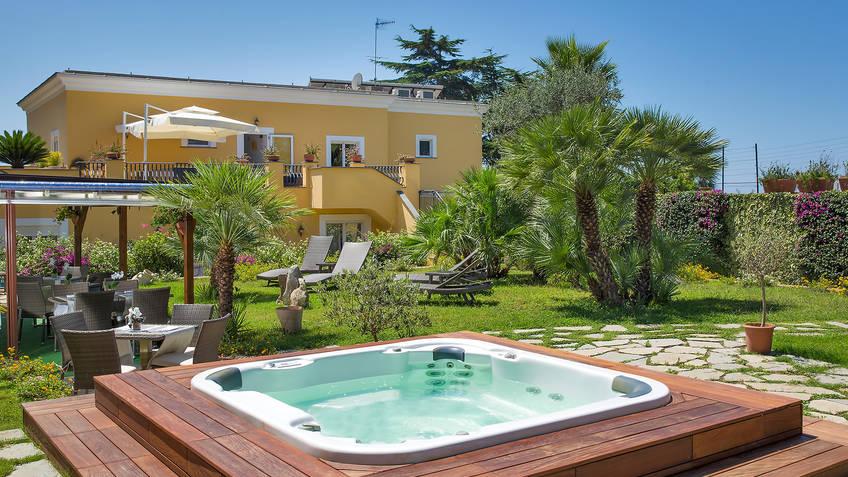 Villa Ceselle 3 Star Hotels Anacapri