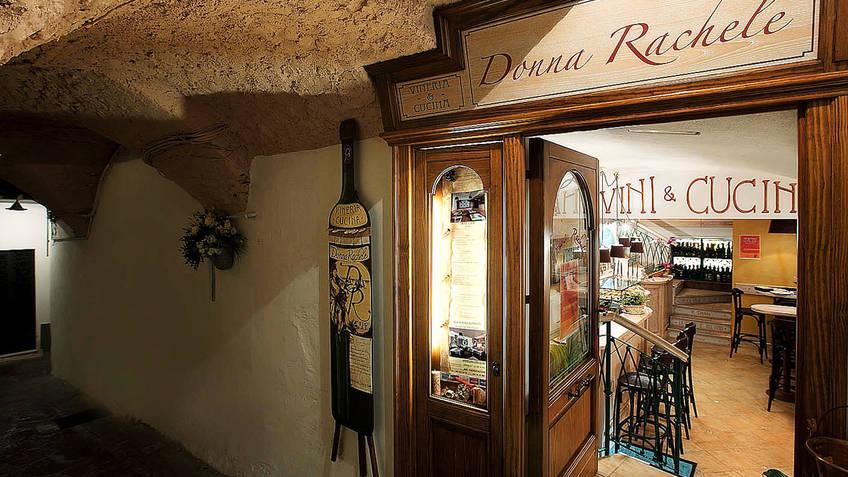 Donna Rachele Restaurants Capri