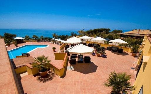Hotel Baia di Ulisse 4 Star Hotels San Leone